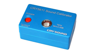 Sound level calibrator