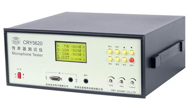Microphone tester
